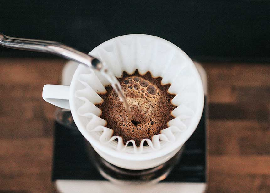 5 home coffee brewing errors